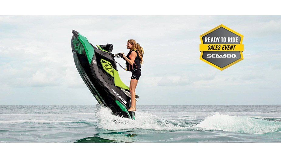 Sea-Doo - SPARK & SPARK TRIXX - Ready To Ride Sales Event